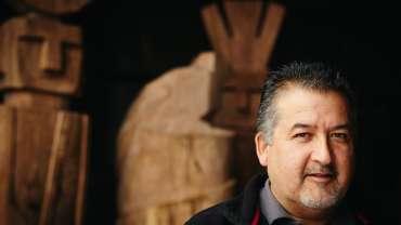 Eugenio Salas, acercándonos a la cultura mapuche