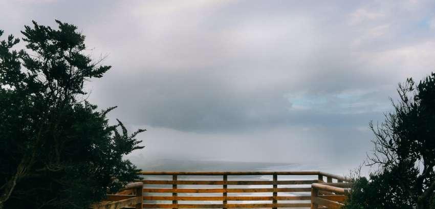 Próxima inauguración de primer mirador volante del Parque Eólico Lebu