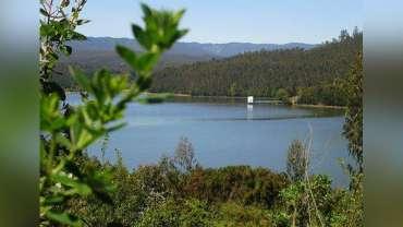 Origen del Cerro Lucatá y Laguna Queñenco.