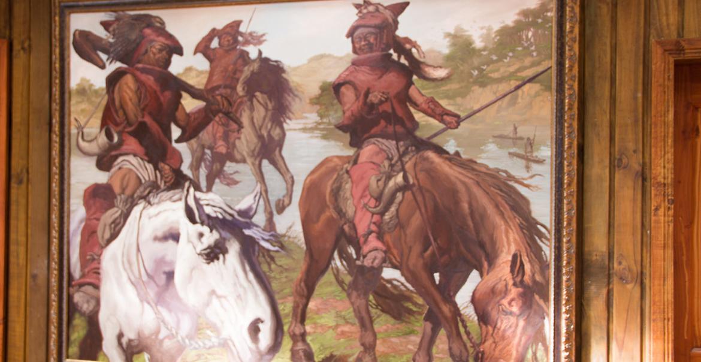 Caballería Araucana: Entre el mito y el heroísmo épico