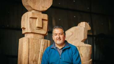 De mitos, rituales y esculturas: Al rescate de los personajes místicos mapuches